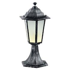 Светильник внешний Delux Palace A04 60W E27 черный серебро