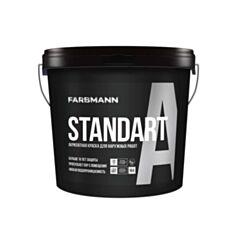 Фасадна фарба Kolorit Farbmann Standart A база LC 4,5 л прозорий