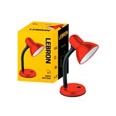 Настільна лампа Lebron L-TL 15-11-32 червона - фото
