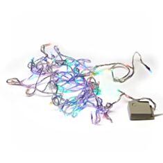 Гирлянда мультиколор 100 LED 6 м - фото