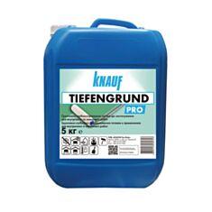 Грунтовка адгезійна Knauf Tiefengrund 5 кг - фото