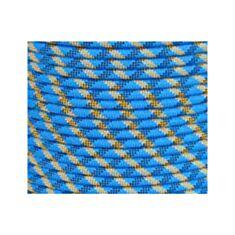 Шнур поліпропіленовий плетений Канат-Текс 6 мм 100 м - фото