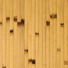 Бамбукові шпалери світлі 0,9м 17мм 12671