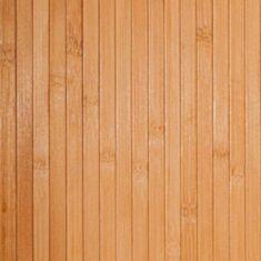Бамбукові шпалери темні 0,9м 17мм 12498