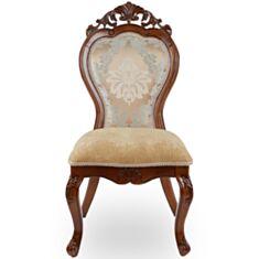 Кресло обеденное деревянное 8045А орех - фото
