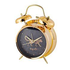 Часы декоративные Home&You Animalis 57429-ZLO-ZEGAR - фото