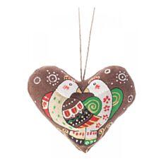 Сердце с птичками Koza Dereza 2001008012 - фото