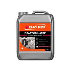 Пластификатор Байрис Для всех видов бетона 10 л - фото