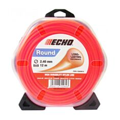 Леска для триммера Echo круглая 2,4 мм 12 м - фото