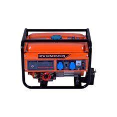 Електрогенератор бензиновий New Generation NG2800E 23225 2,8 кВт - фото