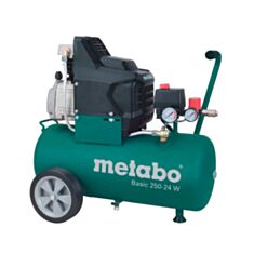 Компрессор поршневой Metabo Basic 250-24 W 601533000 1,5 кВт - фото