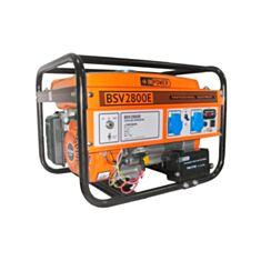 Електрогенератор бензиновий InPower BSV2800E 2,8 кВт - фото