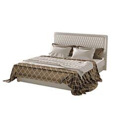 Кровать Cristal 160*200 с подъемным механизмом CRIBED-1600 АР0001884 бежевый - фото