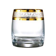 Стаканы для виски Bohemia Ideal 25015-43081 290мл - фото