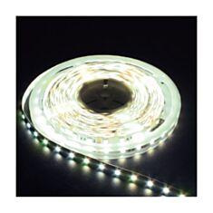 Світлодіодна стрічка Feron LS606 LED-RL 60 SMD/м RGB на білому - фото