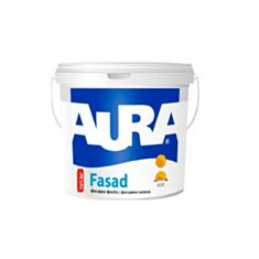 Фасадна фарба Aura Fasad 1,4 кг білий - фото