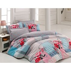 Комплект постельного белья Rita Pembe 160*200