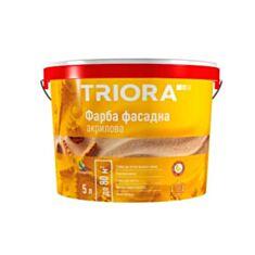 Фасадна фарба акрилова Triora база TR 10 л прозорий