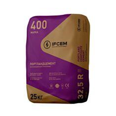 Цемент IFCEM Б-К 400 25 кг - фото