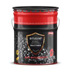 Мастика битумно-каучуковая Bitugum 5 кг - фото