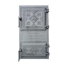 Дверца спаренная Булат Вышиванка 26,5*48 см - фото
