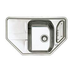 Кухонна мийка Teka Stena 45 E 11131022 полірована - фото