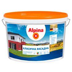 Фасадна фарба Alpina Класична В1 1 л білий