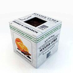 """Аромакубики """"Апельсин і кориця"""" віск Scented Cubes"""