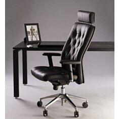 Крісло для керівників CHESTER R HR steel chrome ECO-30