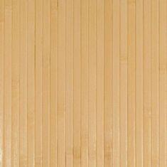Бамбукові шпалери світлі 1,5м 12мм 12514