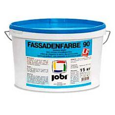 Фасадна фарба акрилова Jobi FASSADENFARBE 90 15 кг