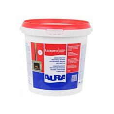 Інтер'єрна фарба акрилова Aura LuxPro Extramatt біла 1 л - фото