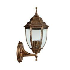 Светильник садово-парковый Violux Prag-D 500000 античная бронза - фото
