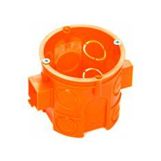 Коробка установочная SMARTBOX OC 60 FDs глубокая с шурупами - фото