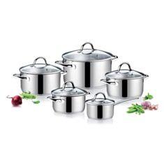 Набор посуды Tescoma AMBITION 716410 10 предметов - фото