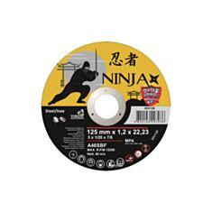 Диск відрізний Virok Ninja по металу 65V126 - фото