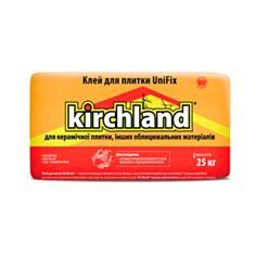 Клей для плитки Kirchland UniFix 25 кг - фото