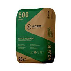 Цемент IFCEM ПЦ II/A-Ш-500-Н 25 кг - фото