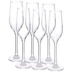 Келихи для шампанського Luminarc Celeste L5829 160мл 6шт