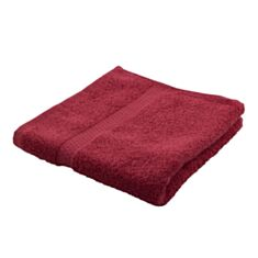 Рушник Домтекс марховий 50*90 червоний - фото