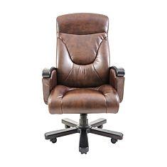 Крісло для керівників Richman Бос коричневе