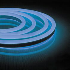 Світлодіодна стрічка Feron LS720 120 SMD/м синій - фото