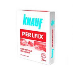 Клей гипсовый Knauf Perlfix для гипсокартона 30 кг - фото