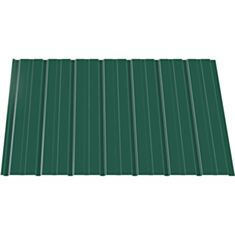Профнастил Industry ПС-8 6005 94*200 см зелений - фото