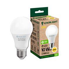 Лампа светодиодная Enerlight A60 10W E27 3000K - фото