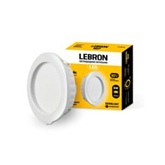Светильник светодиодный Lebron L-DR-941 12-08-09 9W 4100K белый - фото