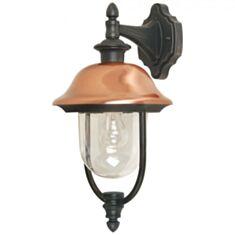 Светильник парковый Lusterlicht QMT 1037 Verona II 100W черный прозрачный