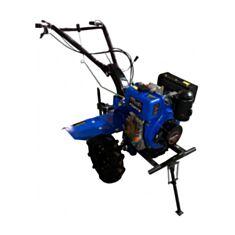"Культиватор бензиновый Forte 1050G-3 колеса 10"" 5,1 кВт синий - фото"