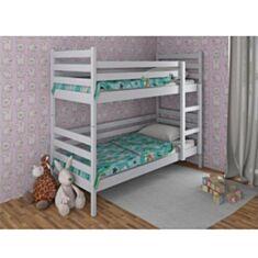 Кровать двухъярусная Шрек 90*190 белая - фото