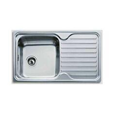 Кухонна мийка Тека Classic 1B 1D 10119056 86*50 см - фото